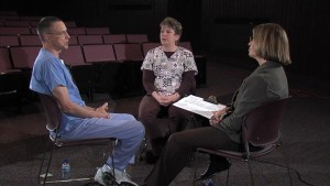 Mercy Hospital employee share views on the importance of teamwork for quality patient care.